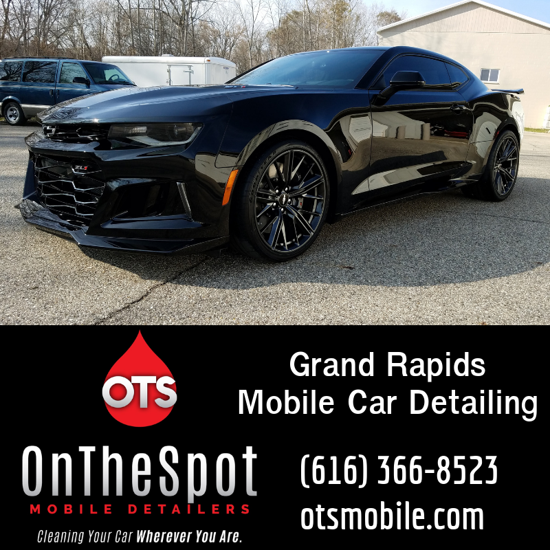 OnTheSpot Mobile Detailers - Grand Rapids Mobile Car Detailing