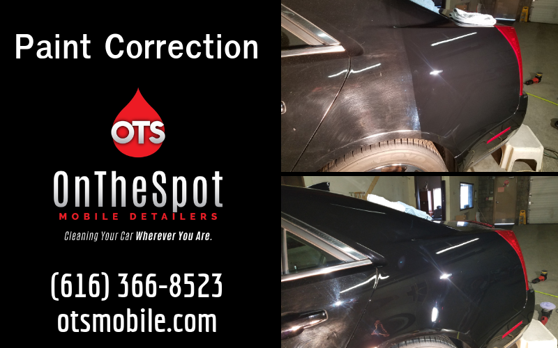 Paint Correction - OnTheSpot Mobile Detailers