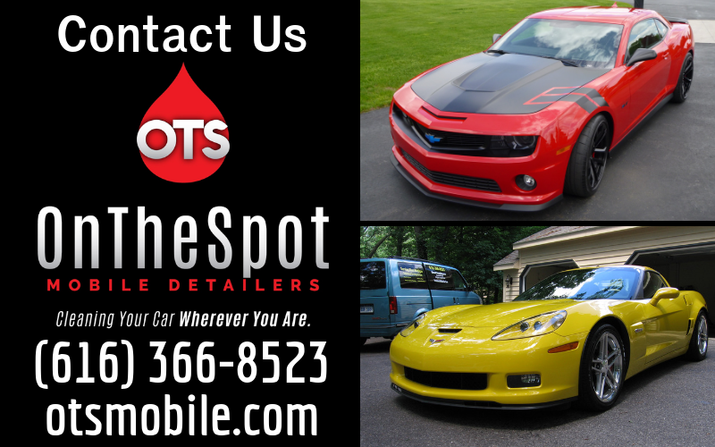 Mobile Car Detailing Grand Rapids MI - OnTheSpot Mobile Detailers